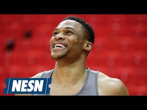 Russell Westbrook Wins 2016-17 NBA MVP Award