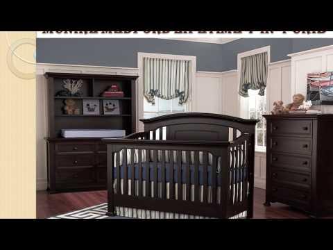 Munire Medford Lifetime Crib 4 In 1