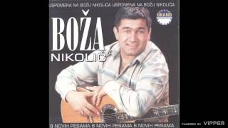 Download Boza Nikolic - Ublazi nemir moj - (Audio 2004) Mp3