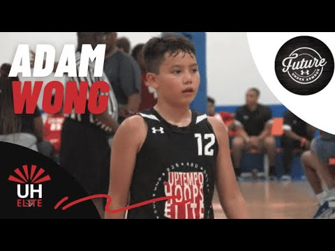 Adam Wong 6th UA Future Highlights - UH Elite