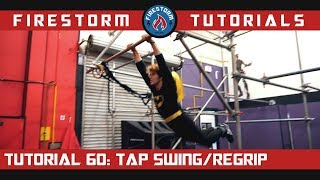 Tutorial Tuesday 60: Tap Swing/Regrip
