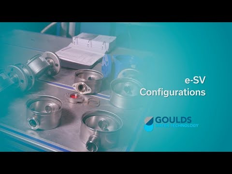 e-SV: Suction and Discharge Port Configurations