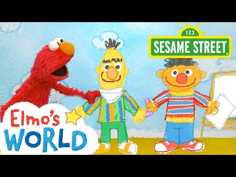 Sesame Street: Elmo's World: Sharing | FULL Segment