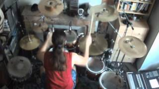 Next Big Thing - Brock Lesnar WWE ( Drums cover )