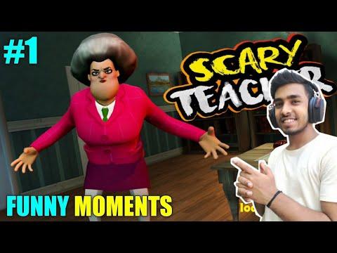 Download Scary Teacher 3D | Teacher Se Revenge | Techno Gamerz Horror Gameplay