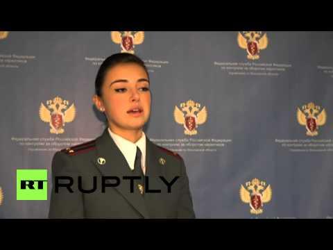Russia: Police seize
