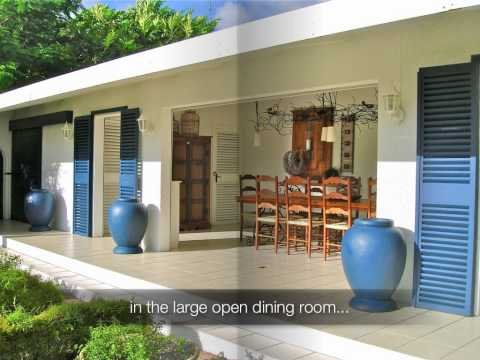 Mauritius Beach Villa La Belle Creole - Luxury Holidays in G