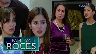 Pamilya Roces: Family conflict strikes again | Episode 9