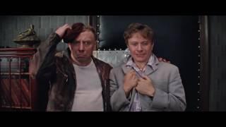 """Шеф, все пропало! Гипс снимают, клиент уезжает! Я убью его! """"Бриллиантовая рука"""" 1968 г."""