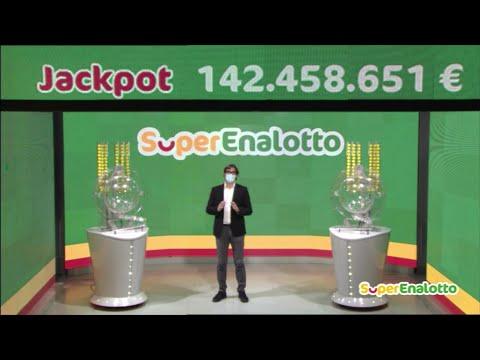 SuperEnalotto - Estrazione e risultati 24/04/2021