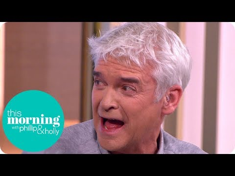 Phillip's Hilarious 'One Chip Challenge' Reaction! | This Morning