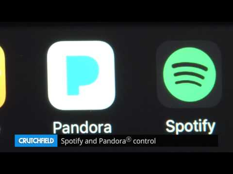 Clarion VX807 Display And Controls Demo | Crutchfield Video