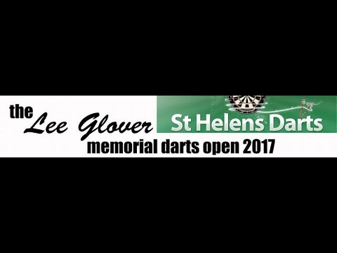 Lee Glover Memorial 2017 - 28th January - 1st Round - Jack Steeles vs Dean Holden