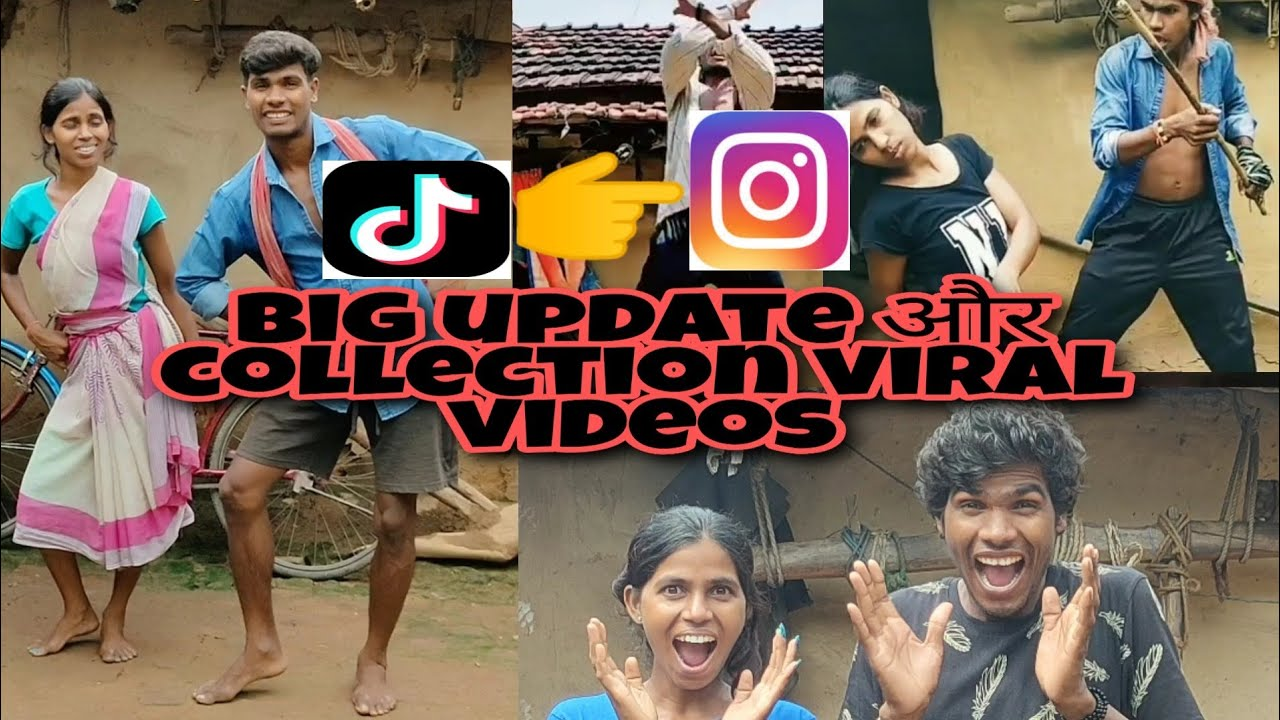 Big update😍 And Collection Viral Videos ॥ Jharkhandi Song Update 😊 ॥ Dancer Sanatan