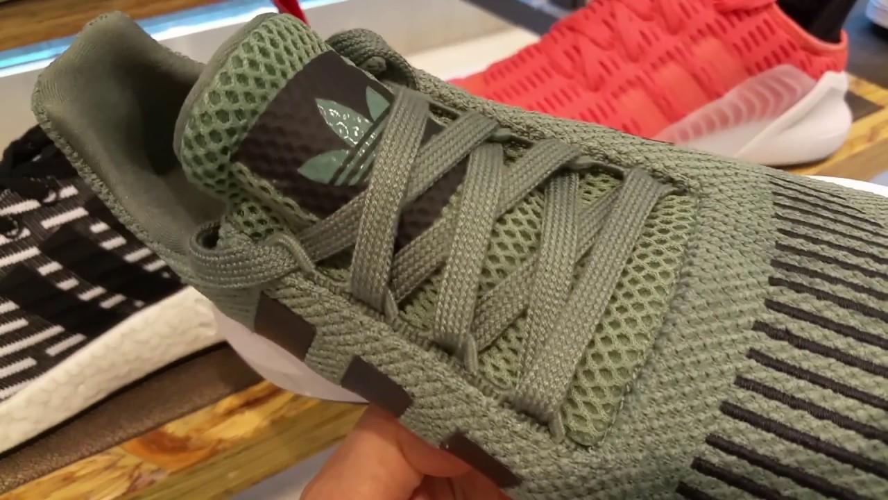 f371e25e0 New   Latest Adidas SWIFT Multi Color Shoes Kicks Sneakers Collection! Full  HD 2017