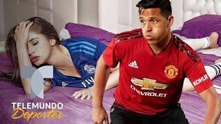 El lio de Alexis Sanchez con una modelo venezolana Telemundo Deportes