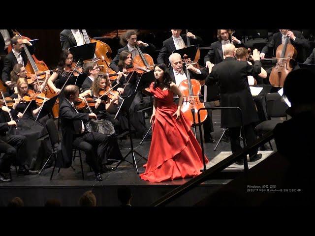 Ah! Perfido... Per pieta, Op.65 - L. V. Beethoven ( 소프라노 홍은지)