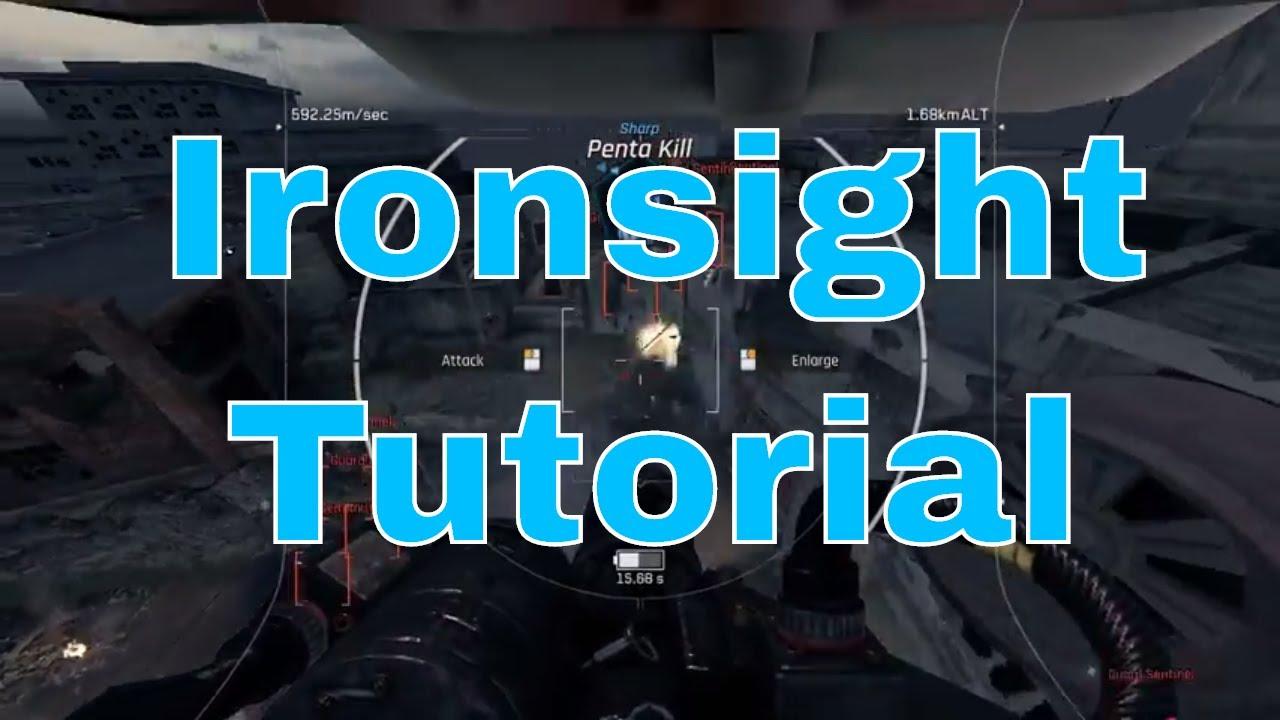 Ironsight Closed Beta