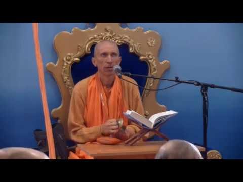 Шримад Бхагаватам 1.11.3 - Бхакти Ратнакар Амбариша Свами