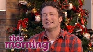 Jamie Oliver Describes Cooking For His Family At Christmas | This Morning