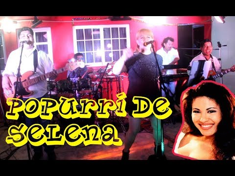 Popurrí de Selena - La Pura Candela