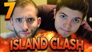 """Minecraft ISLAND CLASH: EPISODE 7 """"POOFLESS DESTRUCTION!"""" w/ Preston and MrWoofless"""