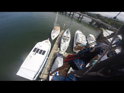 Getting Catalpa cruising ready Part 2  Episode 18 (Sailing Catalpa)