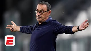 Juventus sacking Maurizio Sarri this summer wouldn't be a surprise - Gab Marcotti | ESPN FC