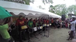 """""""Mr Fete"""" - Tibou Steel Band - Gwadadli Festival"""