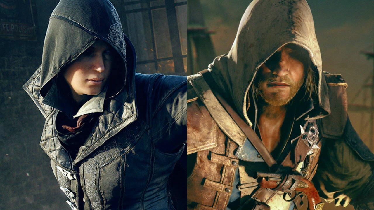 Download Assassin's Creed Syndicate - Visiting Edward Kenway's Home + Lowlands Easter Egg