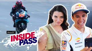 MotoGP 2020 Andalucia: Marc Marquez' Brave Attempt To Race in Jerez | Inside Pass #3