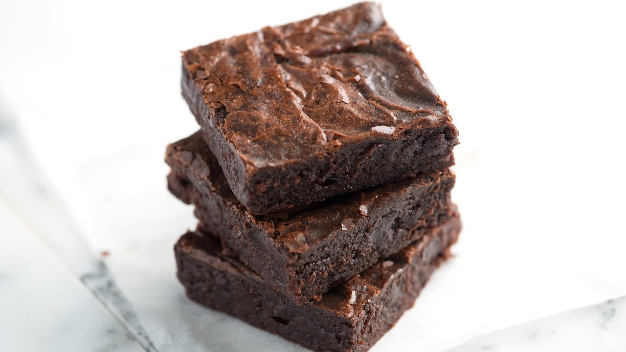 ... to Make Fudgy Brownies from Scratch - Easy Brownies Recipe - YouTube