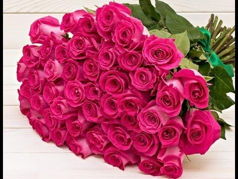 Песня букет из красных роз