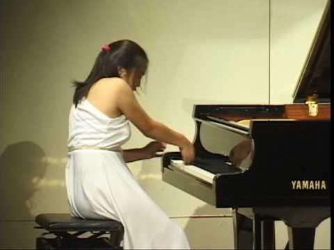 Linda performs Vesuvius by David Lanz