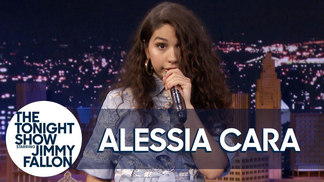 "Download Alessia Cara Sings ""Bad Guy"" w/ 7 Different Impressions"
