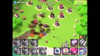 Boom Beach How to Beat Can Opener lvl42