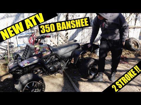 ANOTHER NEW ATV !!!! ( BANSHEE 350)