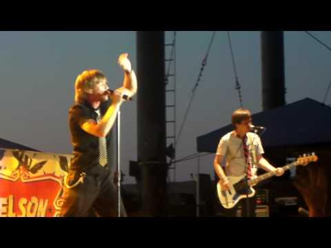 "Creation Festival '09: Hawk Nelson - ""California"" Clip"