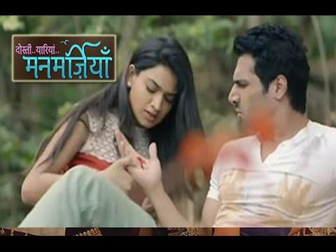 Dosti Yaariyan Manmarziyan 25th June 2015 EPISODE | Radhika SAVES Arjun from Accident