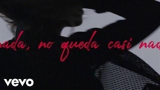 Karol G - Casi Nada (Lyric Video) ft. CNCO