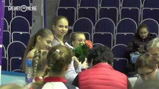Александра Трусова в Казани выиграла этап Кубка России