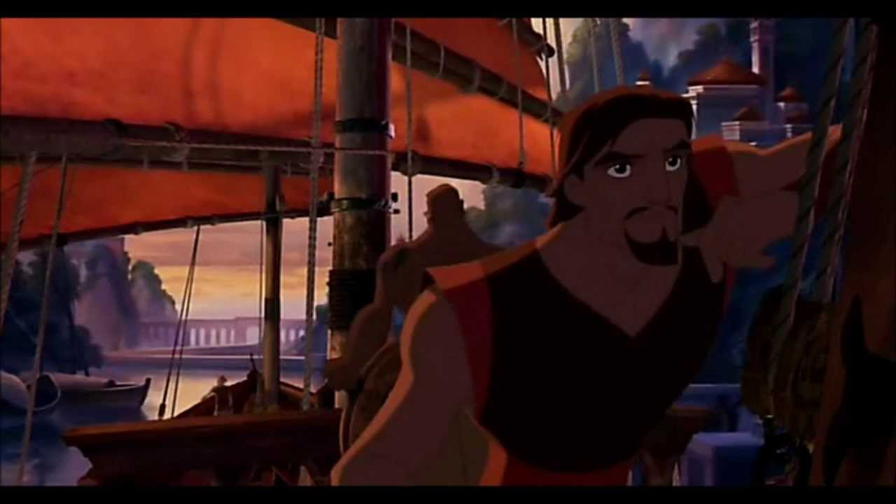 Sinbad: Legend of the Seven Seas (2003) - MovieMeter.nl