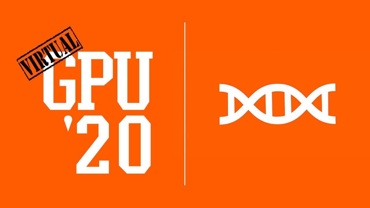 Image for GPU 2020 - Molecular World Building webinar
