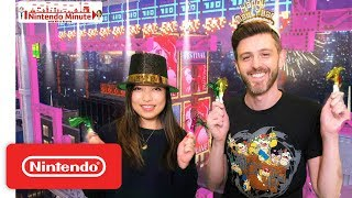 2018 Gaming Resolutions – Nintendo Minute