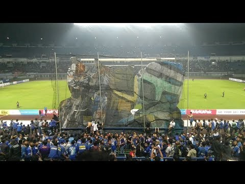 Full Viking Clap Persib Persib vs Psm