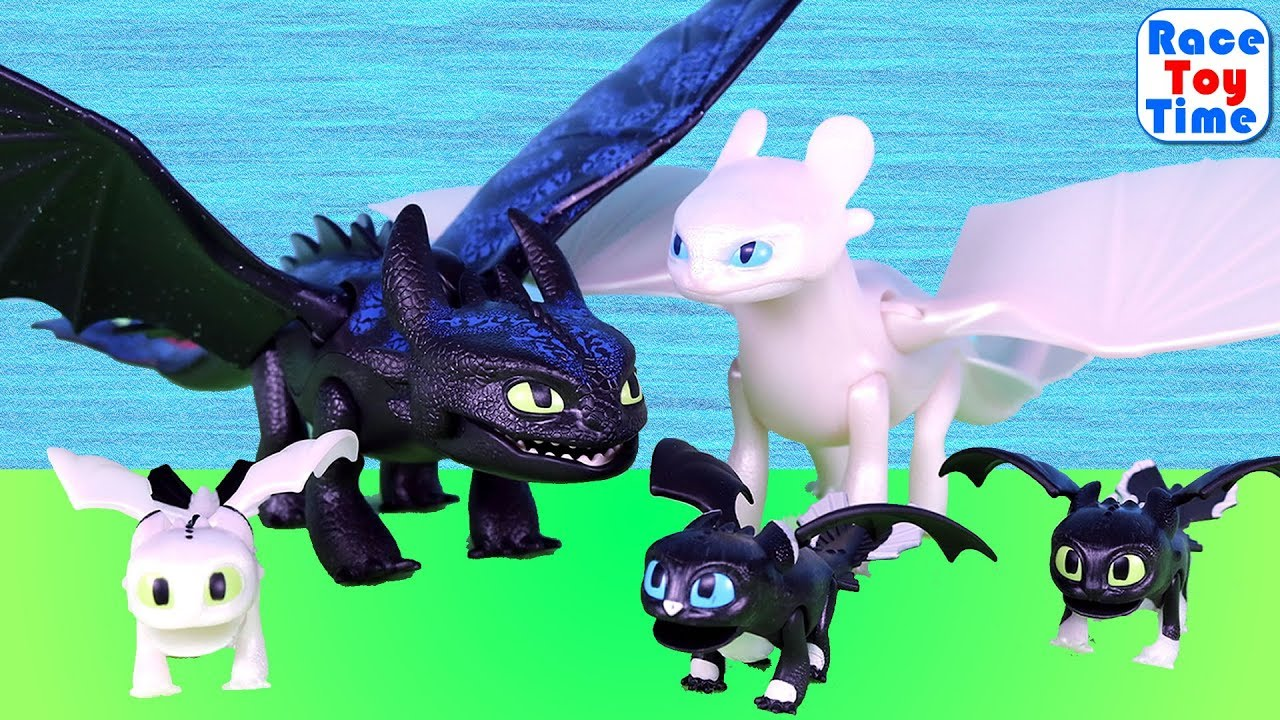 New Playmobil Dragons How To Train Your Dragon 3 Playsets
