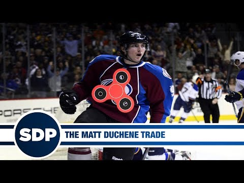 The Matt Duchene Trade | The Steve Dangle Podcast