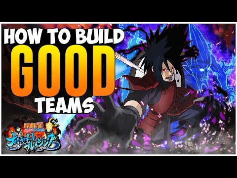 TEAM BUILDING GUIDE   Pro Tips for Beginners, Intermediate & Advanced Players   Naruto Blazing