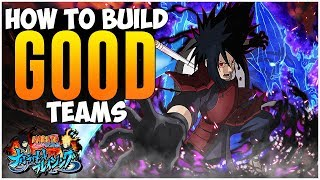 TEAM BUILDING GUIDE | Pro Tips for Beginners, Intermediate & Advanced Players | Naruto Blazing