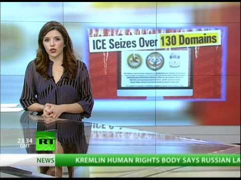 ICE Seizes 130 Domains